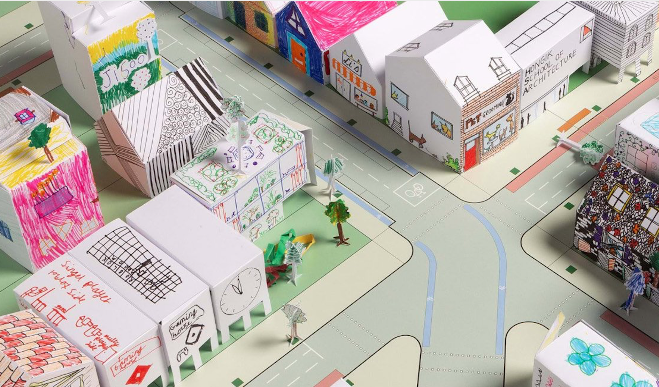 Architecture and Urban Design Activities for Children