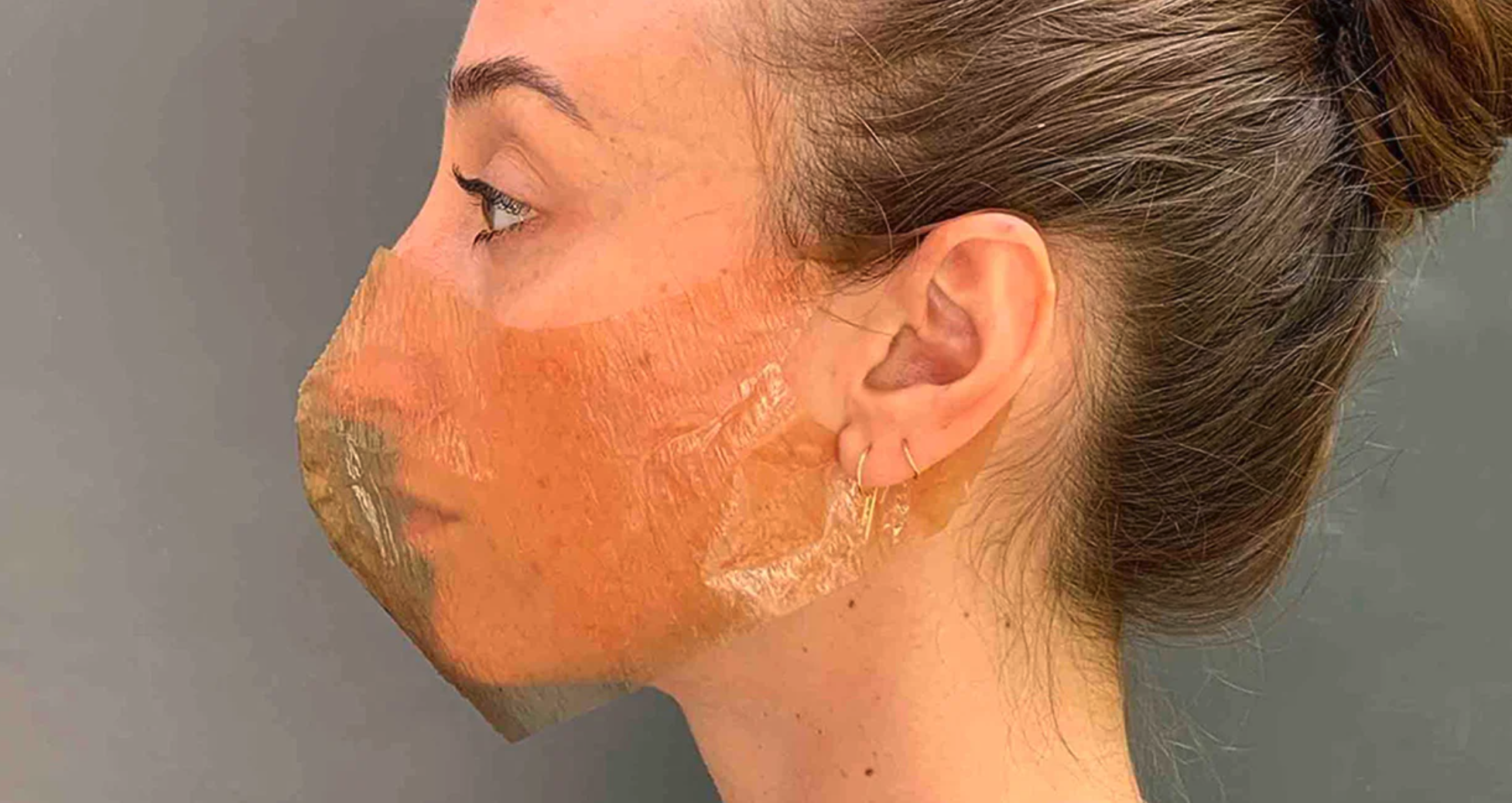 Home-Grown Cellulose Mask Promoting Biodesign